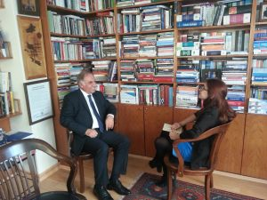 Söyleşi: OHAL Rejimi Altında Avukatlık Mesleğini Onuruyla İcra Eden Tüm Meslektaşlara… (03.10.2017)