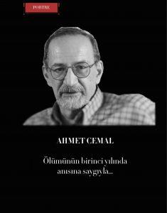 Portre: Ahmet Cemal