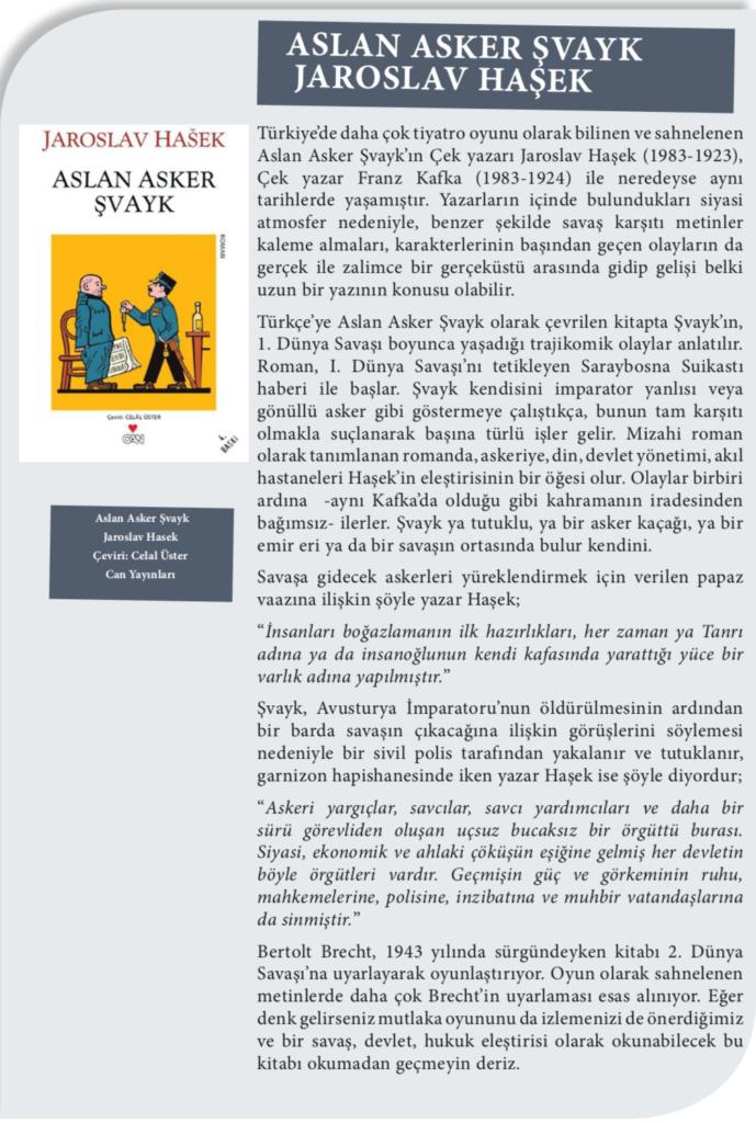 Hukuk ve Sanat: Adli Tatilde Okuma Önerileri