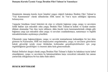 Basın açıklaması