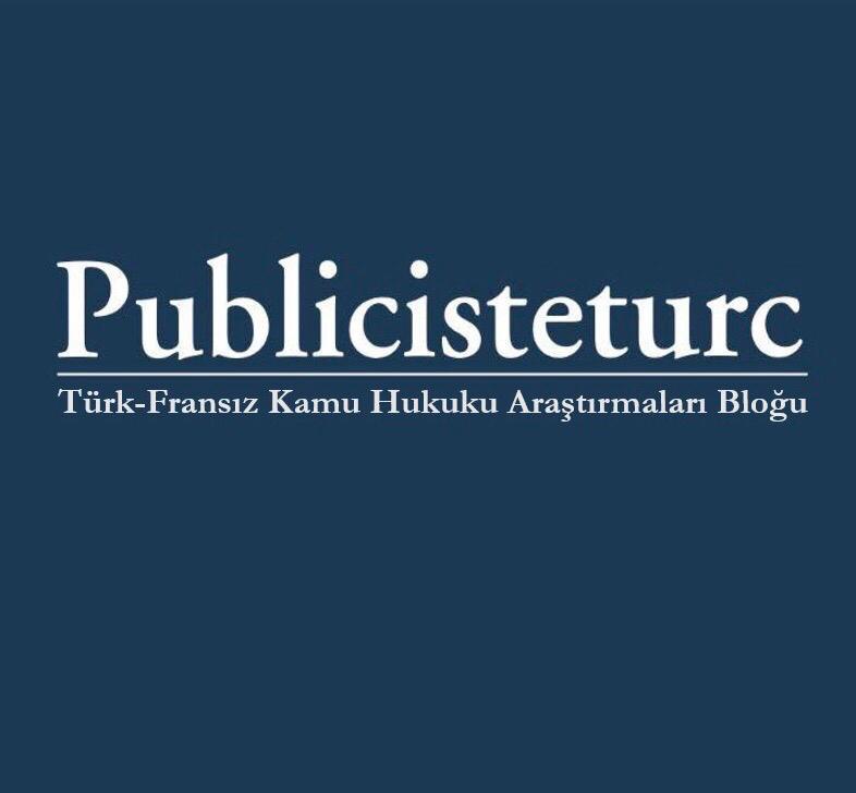 Söyleşi: Publicisteturc: Yeni Bir Kamu Hukuku Araştırmaları Platformu ( 7.1.2021)