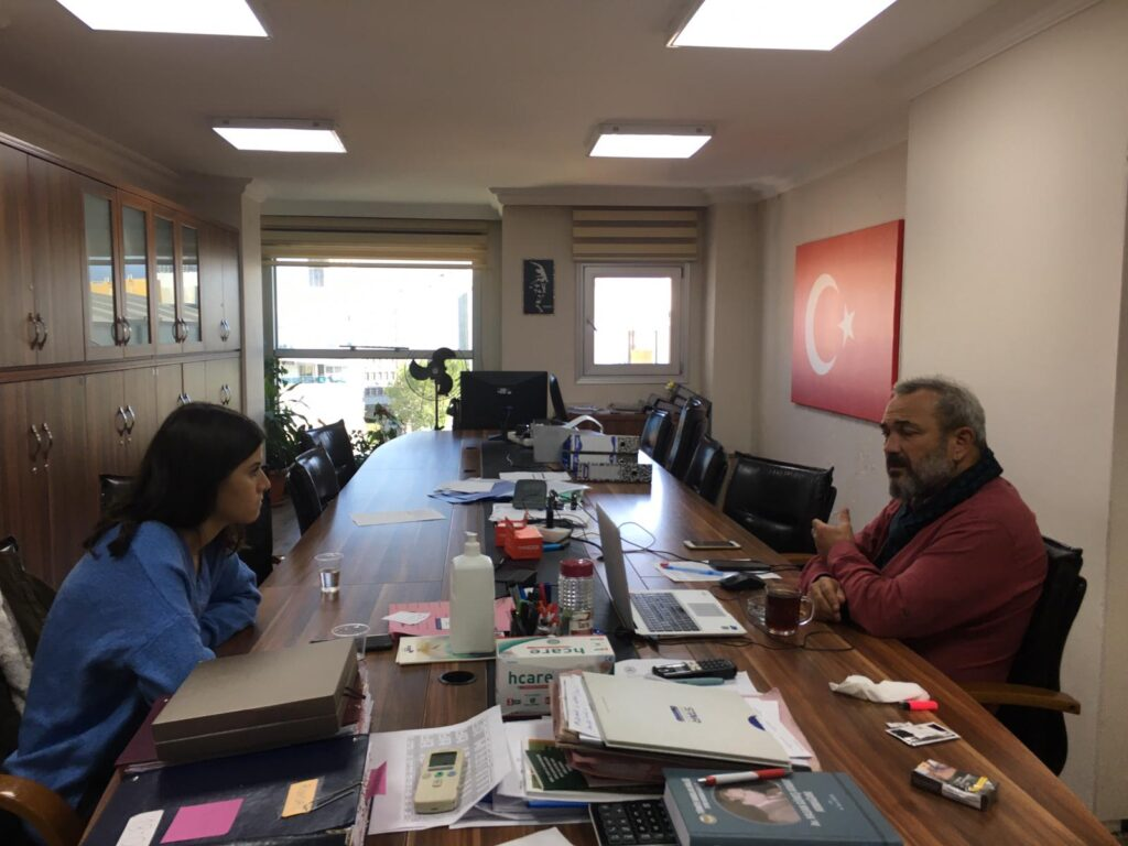 Söyleşi: İzmir Baro Başkanı Av. Özkan Yücel ile Söyleşi (22.11.2020)